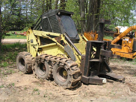 Bobcat 1213 Feller Buncher Service Repair Workshop Manual INSTANT DOWNLOAD