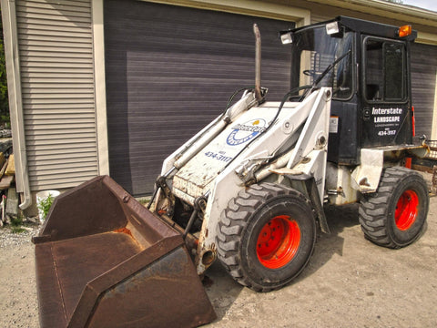 Bobcat 2410 Wheel Loader Service Repair Workshop Manual INSTANT DOWNLOADiS/N 13001 & Abovej