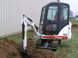 Bobcat 323 Compact Excavator Service Repair Workshop Manual DOWNLOAD(S/N 562411001 & Above)