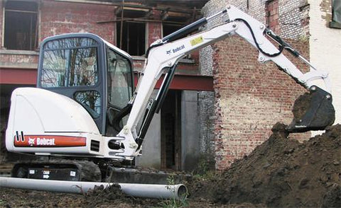 Bobcat 325, 328 Compact Excavator Service Repair Workshop Manual INSTANT DOWNLOAD ( 325: S/N 514013001 & Above, 328: S/N 516611001 & Above)