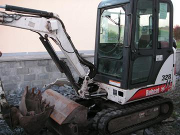 Bobcat 325, 328 Mini Excavator Service Repair Manual Instant DOWNLOAD ( 325: S/N 234111001 & Above, 328: S/N 234211001 & Above )