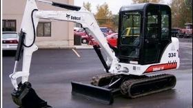 Bobcat 331 Compact Excavator Service Repair Workshop Manual Instant DOWNLOAD(S/N 511920001 & Above)