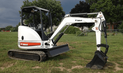 Bobcat 425 Mini Excavator Service Repair Manual Instant DOWNLOAD ( S/N A1HW11001 & Above )