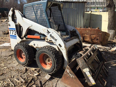 Bobcat 773 Skid Steer Loader Service Repair Workshop Manual INSTANT DOWNLOAD( S/N 517611001 & Above, S/N 518011001 & Above, S/N 518111001 & Above, S/N 519011001 & Above, S/N 519211001 & Above, S/N