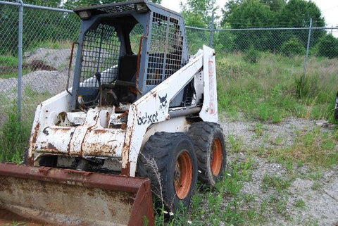 Bobcat 853 853H Skid Steer Loader Service Repair Workshop Manual INSTANT DOWNLOAD( S/N 508411001-508417999, S/N 509711001-509717999, S/N 510250001 & Above, S/N 510375001 & Above, S/N 512815001-512