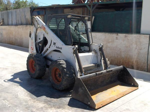 Bobcat 873, 883 Skid Steer Loader Service Repair Workshop Manual INSTANT DOWNLOAD( S/N 514140001 & Above, S/N 514240001 & Above, S/N 517911001 & Above, S/N 520111001 & Above, S/N 520211001 & Above