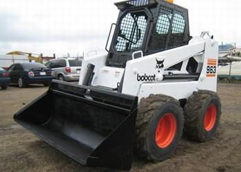 Bobcat 963 Skid Steer Loader Service Repair Workshop Manual INSTANT DOWNLOAD