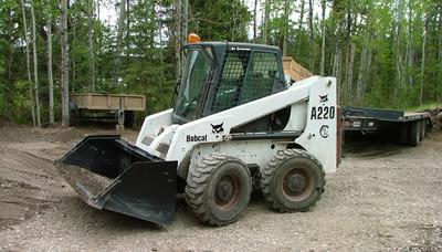 Bobcat A220 All Wheel Steer Loader Service Repair Workshop Manual INSTANT DOWNLOAD ( S/N 519611001 & Above, S/N 519711001 & Above )