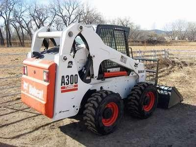 Bobcat A300 All Wheel Steer Loader Service Repair Manual INSTANT DOWNLOAD - A5GW20001 & Above, A5GY20001 & Above