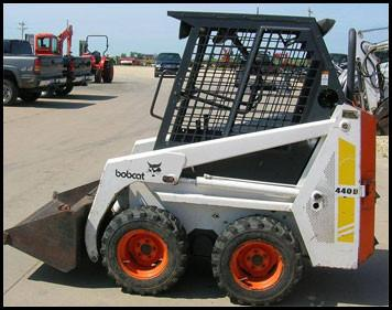 Bobcat Farmboy 440B Skid Steer Loader Service Repair Workshop Manual INSTANT DOWNLOAD