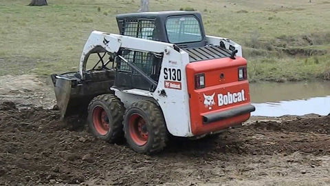 Bobcat S130 Skid Steer Loader Service Repair Manual INSTANT DOWNLOAD - 529211001 & Above, 529611001 & Above, A84W11001 & Above, A1Z711001-A1Z759999, A8NW11001 & Above, A8KA11001-A8KA59999