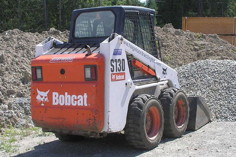 Bobcat S130 Skid Steer Loader Service Repair Manual INSTANT DOWNLOAD - A3KY11001-A3KY19999