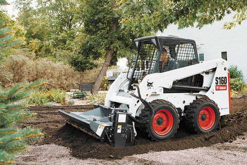 Bobcat S150, S160 Skid Steer Loader Service Repair Manual INSTANT DOWNLOAD - 526611001 & Above, 526711001 & Above, 526811001 & Above, 526911001 & Above