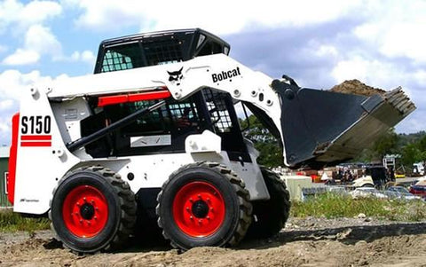 Bobcat S150 Skid Steer Loader Service Repair Manual INSTANT DOWNLOAD - A3L111001-A3L119999