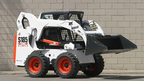 Bobcat S175, S185 Skid Steer Loader Service Repair Manual INSTANT DOWNLOAD - 517625001 & Above, 518115001 & Above, 519028001 & Above, 519215001 & Above