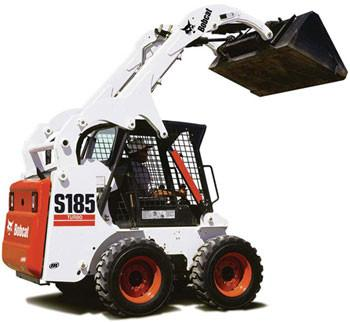 Bobcat S185 Skid Steer Loader Service Repair Manual INSTANT DOWNLOAD ( S/N 530360001 & Above, S/N 530460001 & Above, S/N ABRT60001 & Above )