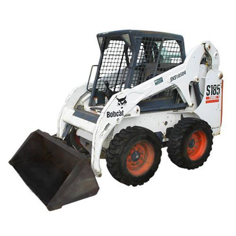 Bobcat S185 Skid Steer Loader Service Repair Manual INSTANT DOWNLOAD ( S/N A3L911001 & Above, S/N A3LH11001 & Above )