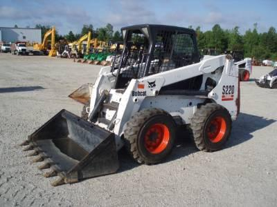 Bobcat S220 Skid Steer Loader Service Repair Manual INSTANT DOWNLOAD - 526211001 & Above, 526311001 & Above