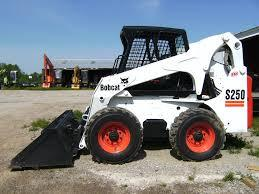 Bobcat S250 Skid Steer Loader Service Repair Manual INSTANT DOWNLOAD - 520711001 & Above