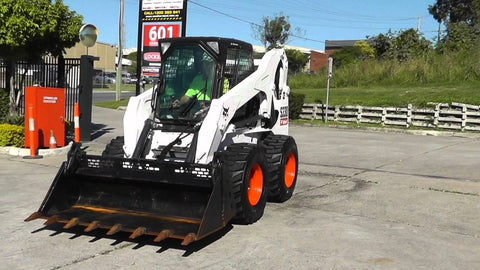 Bobcat S330 Skid Steer Loader Service Repair Manual INSTANT DOWNLOAD - A02060001 & Above, A02160001 & Above