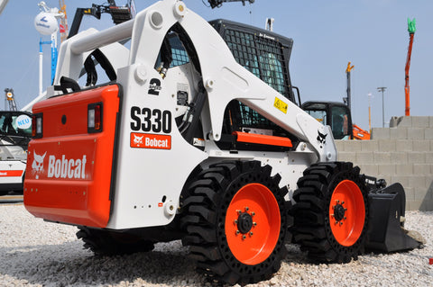 Bobcat S330 Skid Steer Loader Service Repair Manual INSTANT DOWNLOAD - A5HA11001 & Above, AAKM11001 & Above