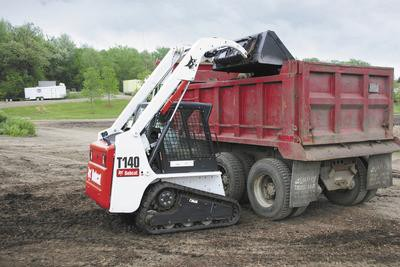 Bobcat T140 Compact Track Loader Service Repair Manual INSTANT DOWNLOAD - 529311001 & Above, 531311001 & Above, A8M511001 & Above