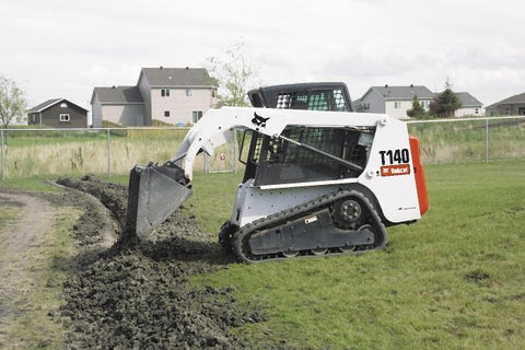 Bobcat T140 Compact Track Loader Service Repair Manual INSTANT DOWNLOAD - A3L720001 & Above, A3L820001 & Above
