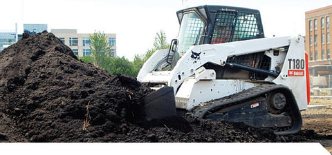 Bobcat T180 Compact Track Loader Service Repair Manual INSTANT DOWNLOAD - 531460001 & Above, 531560001 & Above