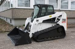 Bobcat T250 Compact Track Loader Service Repair Manual INSTANT DOWNLOAD - 525611001 & Above, 525711001 & Above