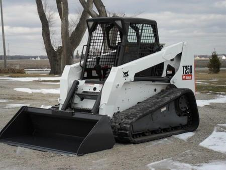 Bobcat T250 Compact Track Loader Service Repair Manual INSTANT DOWNLOAD - 531811001 & Above, 531911001 & Above