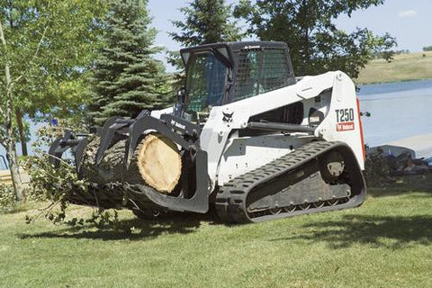 Bobcat T250 Compact Track Loader Service Repair Manual INSTANT DOWNLOAD - A5GS20001 & Above, A5GT20001 & Above
