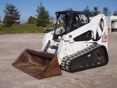 Bobcat T300 Compact Track Loader Service Repair Workshop Manual INSTANT DOWNLOAD(S/N 525411001 & Above, S/N 525511001 & Above)