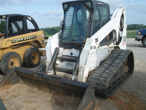 Bobcat T300 Compact Track Loader Service Repair Workshop Manual INSTANT DOWNLOAD(S/N 532011001 & Above, S/N 532111001 & Above)