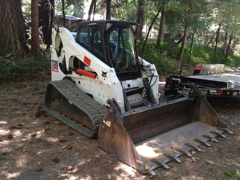 Bobcat T320 Compact Track Loader Service Repair Manual INSTANT DOWNLOAD(S/N A7MP60001 & Above , S/N AAKZ11001 & Above)