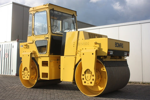 Bomag BW 141 AD-4,BW 151 AD-4,BW 151 AC-4,BW 161 ADCV Tandem Rollers Service Repair Workshop Manual DOWNLOAD