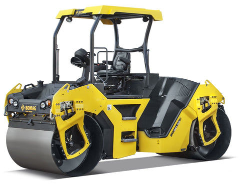 Bomag BW 141 AD,BW 141 AC-4,BW 151 AD,BW 151 AC-4,BW 154 AD,BW 154 AC-4 Tandem Rollers Service Repair Workshop Manual DOWNLOAD