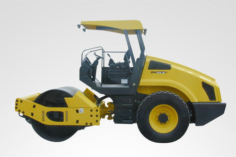 Bomag BW 177,BW 179 DH,BW 179 PDH-4 Single Drum Rollers Service Repair Workshop Manual DOWNLOAD