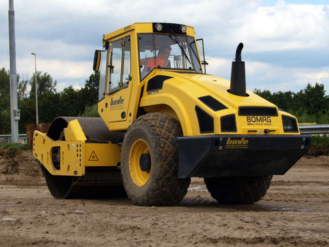 Bomag BW 211 D-4/BW 211 PD-4 Single Drum Roller Service Repair Workshop Manual DOWNLOAD