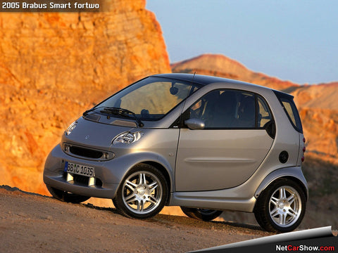 Smart Fortwo and City Coupe Workshop Manual