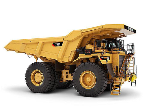 Caterpillar Cat 785D Truck Service Repair Manual