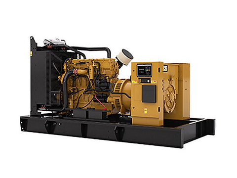 Caterpillar Cat C15 Standby Generator Set (60Hz) Parts Manual