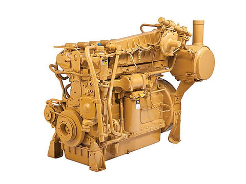 Caterpillar Cat Gas Engine 3306 Parts Manual