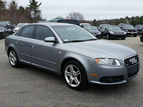 2008 Audi A4 2.0T Quattro AWD Owner's Manual Download