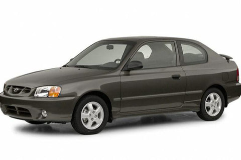 2002 Hyundai Accent Workshop Service Repair Manual