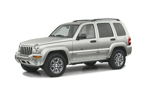 Jeep Liberty Diesel 2003 Workshop Service Repair Manual