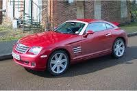 CHRYSLER CROSSFIRE 2003-2008 WORKSHOP FACTORY SERVICE MANUAL
