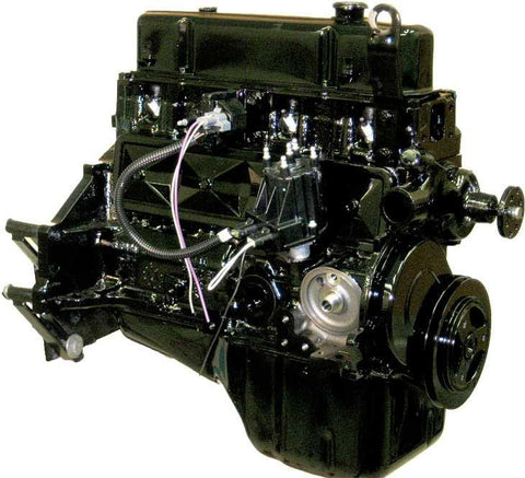 CRUSADER 3.0L INDUSTRIAL ENGINE WORKSHOP SERVICE MANUAL