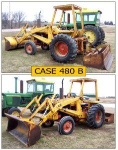 Case 480B Loader Backhoe Workshop Service Repair Manual