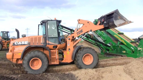 Case 721E, 821E Tier 3 Wheel Loader Operators Manual Download