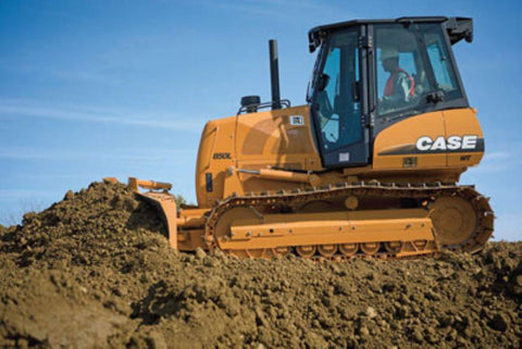 Case 750L 850L Tier 3 Crawler Dozer Service Manual